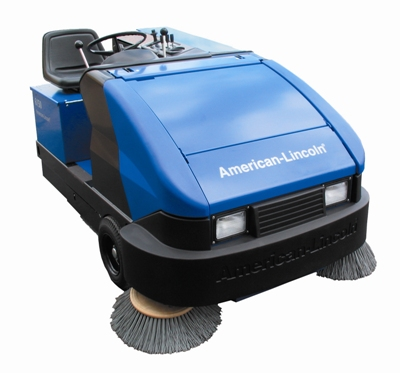 6150 Compact Sweeper