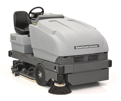 SC7730 Compact Battery Sweeper/Scrubber