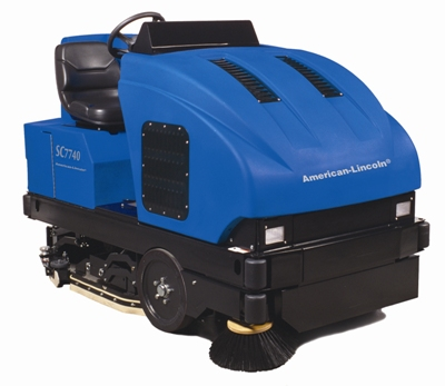 SC7740 Compact Sweeper/Scrubber